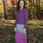 Modest Fashion Friday: Ombre Maxi Skirt
