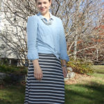 Classic Fashion Combo: Chambray and Stripes