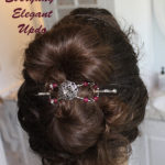 Simple but Elegant Everyday Updo