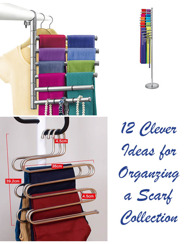 scarf-collection-organization