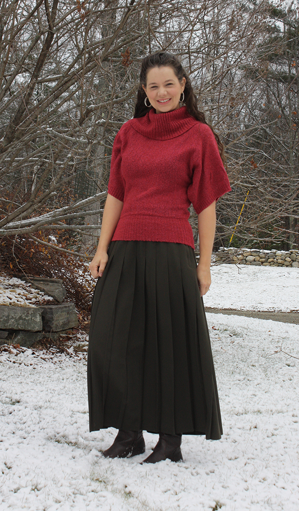 slouchy-sweater-pleated-skirt1