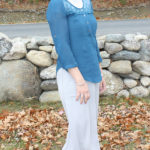 Modest Fashion Friday: Ladylike in Lace and Heels