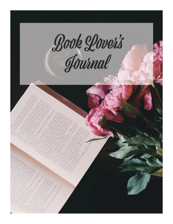 Book Lover's Journal cover