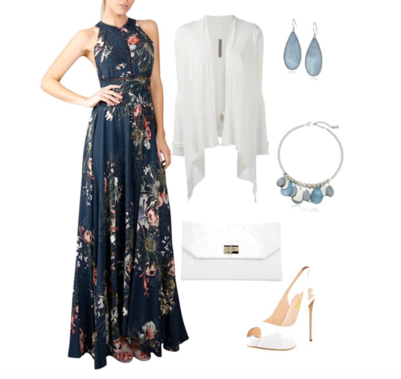 Spring-Summer-casual-wedding-outfit-for guest