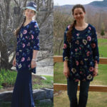 Boho Tunic Worn Two Ways