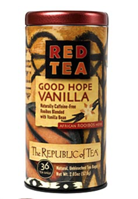 republic of tea good hope vanilla