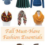 5 Fall Fashion Essentials