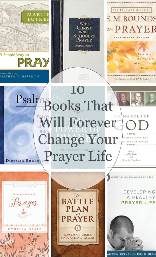 books on prayer