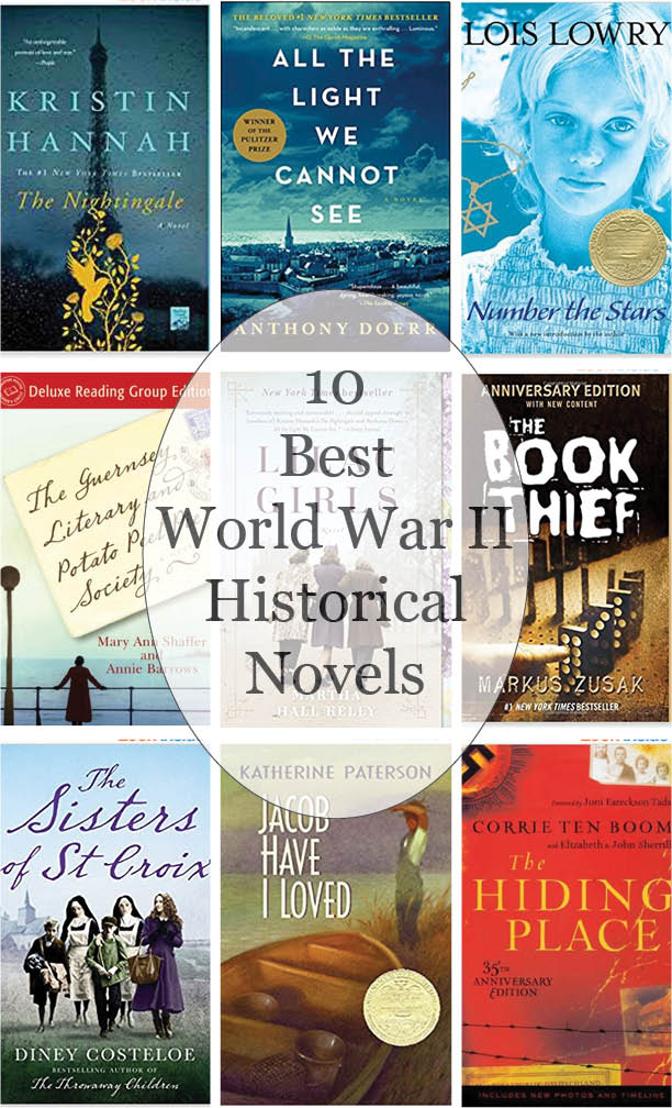 10 Best World War Ii Historical Novels Mud Boots And Pearls